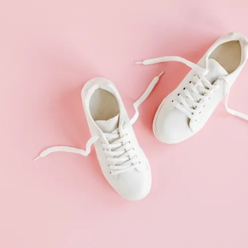 2021 Spring Trend-White Sneakers