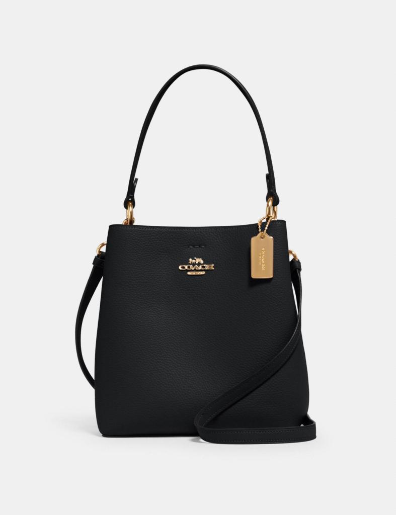 Coach Small Town Bucket Bag