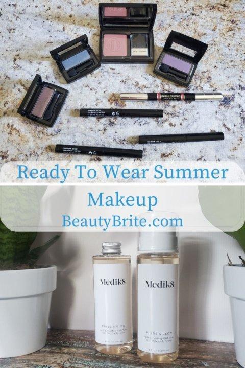 Ready To Wear Summer Makeup