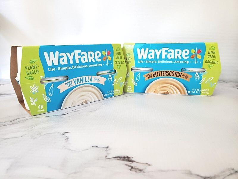 WayFare Pudding Vanilla and Butterscotch