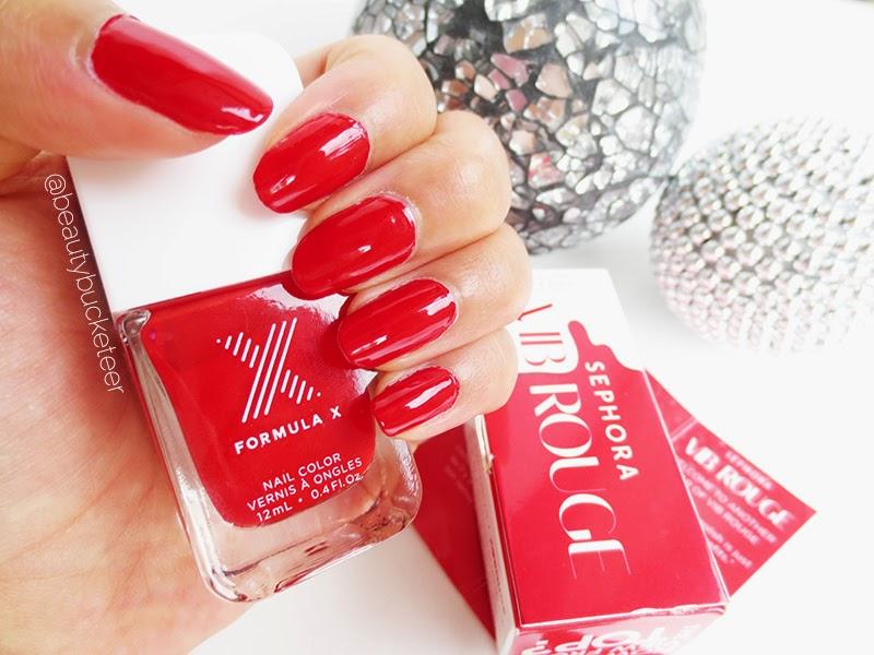 Beauty Bucketeer - Review: Sephora VIB Rogue Formula X Nail Color in ...