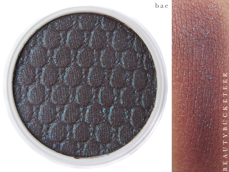 ColourPop Eyeshadows Swatch - Bae