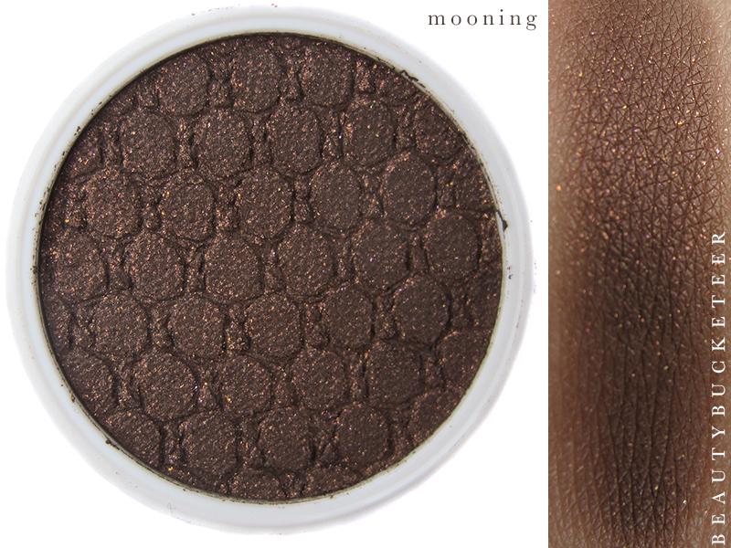ColourPop Eyeshadows Swatch - Mooning