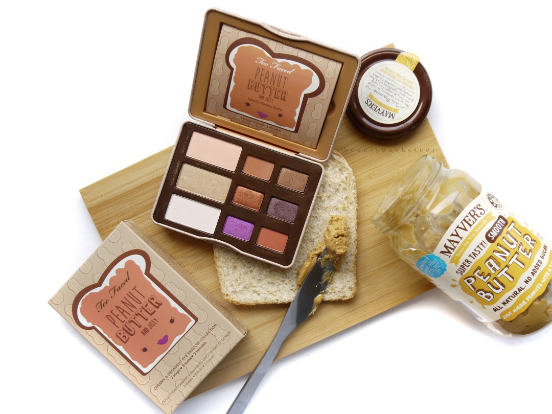 Too Faced Peanut Butter & Jelly
