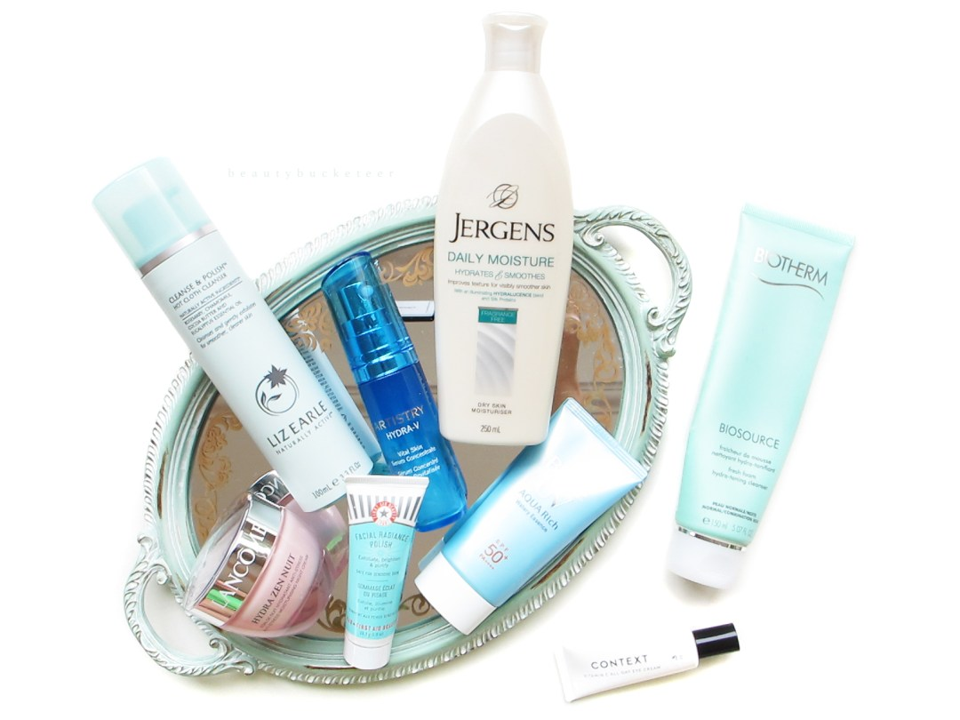Skincare Routine - Hot Humid Weather