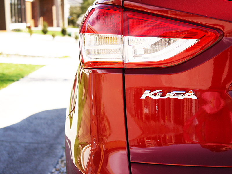 Ford Kuga Family SUV