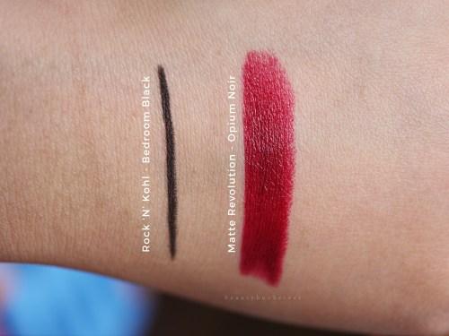 Charlotte TilburyMatte Revolution Lipstick - Opium Noir Review