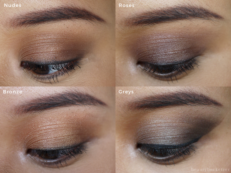 Essence All About Palettes