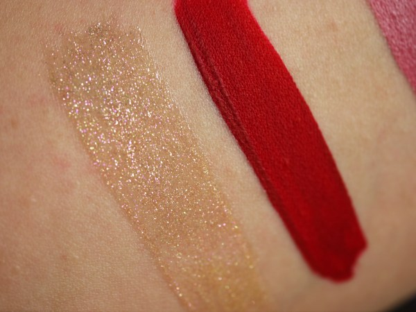 Hello Colourpop Swatches - KT Ribbon