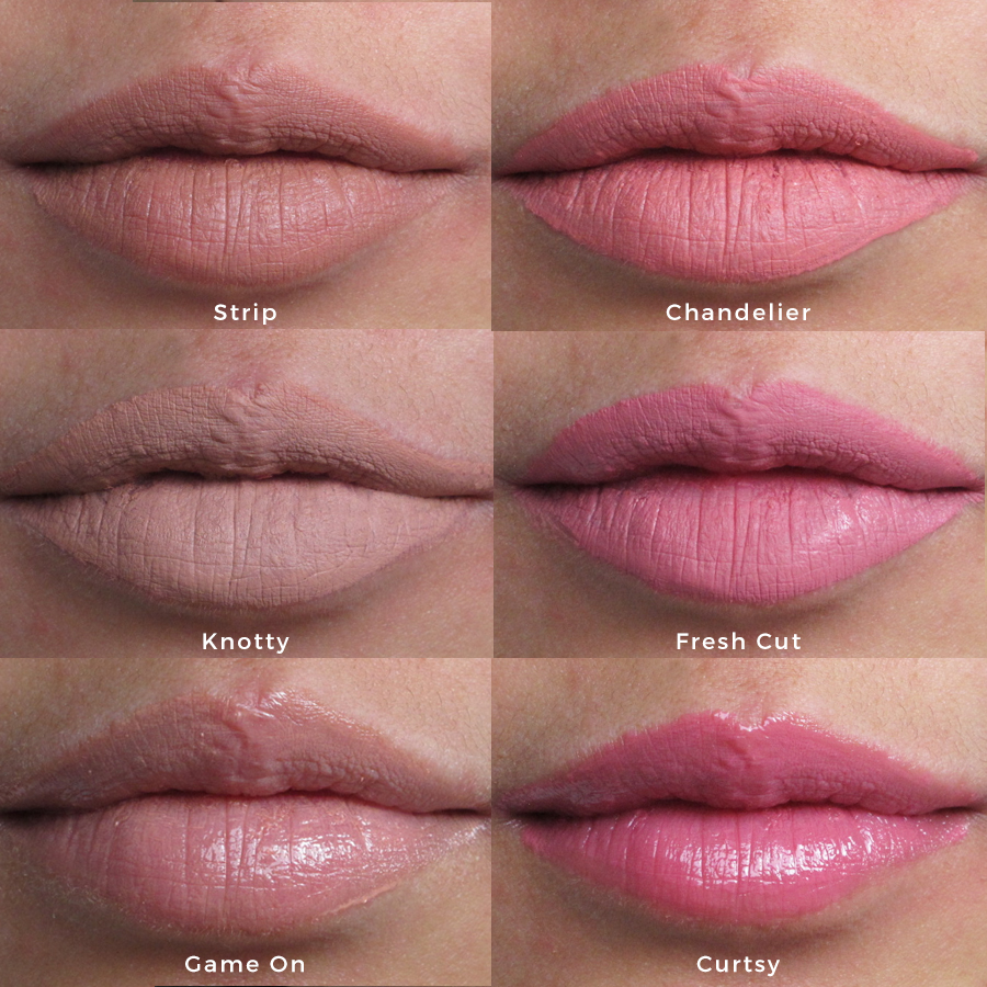 Beauty Bucketeer - ColourPop Spring Collection Lip Bundles Phase 2 ...