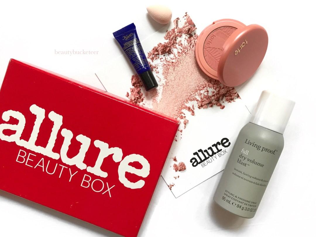 Allure Beauty Box September 2017