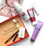 Allure Beauty Box October 2017