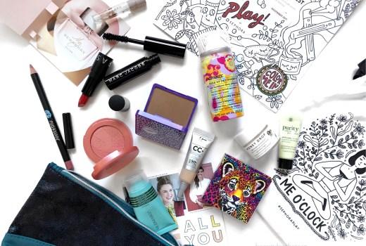 ipsy Glam Bag vs Sephora Play