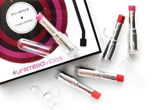 Shu Uemura Rouge Unlimited Lipstick