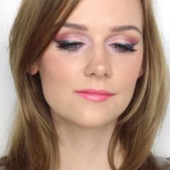 Makeup Geek Duochrome Look