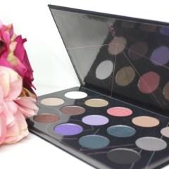 Zoeva Cool Spectrum Palette review