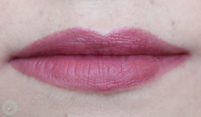 Rimmel The Only One Matte High Flyer 610 swatch