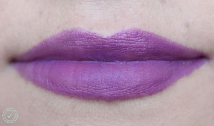 Rimmel The Only One Matte Run the Show 800 swatch