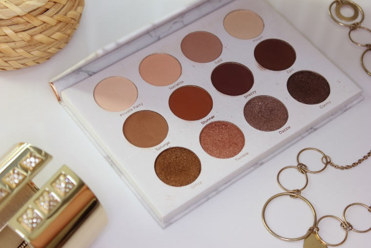PUR Soiree Diaries Palette