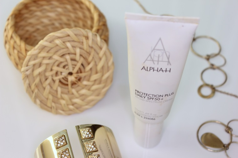 Alpha-H Protection Plus Daily SPF50+ Broad Spectrum Cream