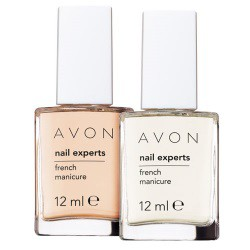 Avon Nail Experts French Manicure Set