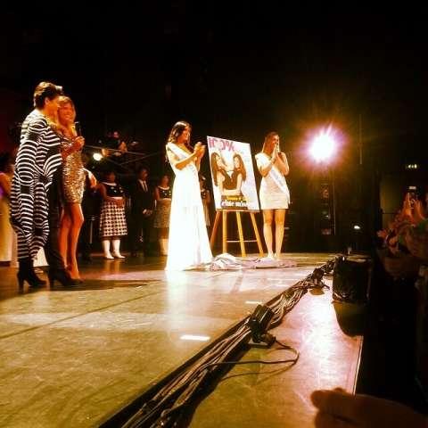 hannah 35 jaar Musical Dreamgirls