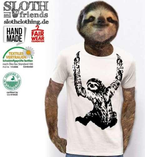 luiaard t-shirt