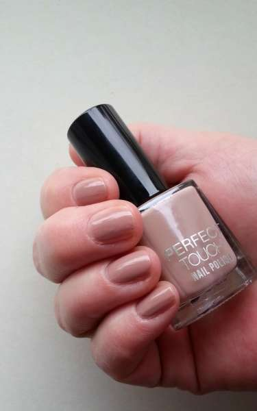 nagellak Big Bazaar perfect touch