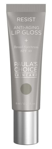 Paula's Choice Resist Lipgloss SPF40 Clearshine