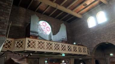 Orgel Dominicus kerk