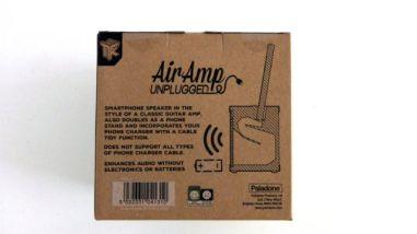 AIR AMP SMARTPHONE SPEAKER 1