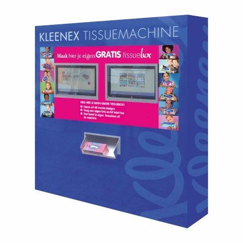 KLX16003 Tissuemachine
