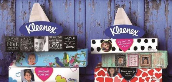 Kleenex Stapels NL