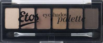 Eyeshadow Palette Nude Dicht