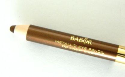 Babor eye pencil copper brown