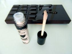 eyeshadow palette en eyeshadow base