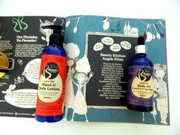 body oil en lotion