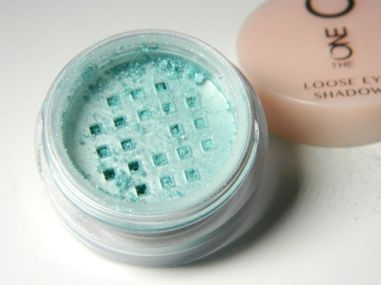 oriflame Mint Dust open