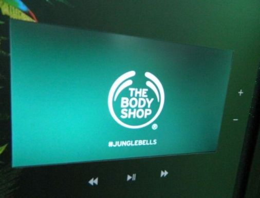 the body shop kerstfilm