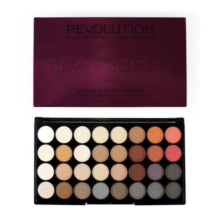 makeup-revolution-ultra-32-eyeshadow-palette-flawless 2
