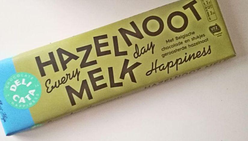 delicata reep hazelnoot