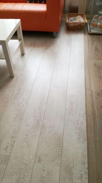nieuwe vloer