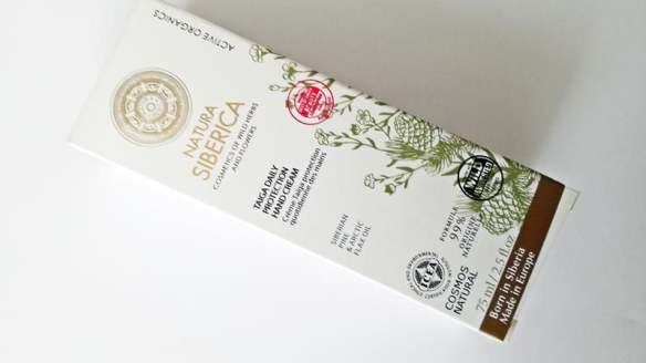 Natura SibericaTaiga Daily Protection Hand Cream