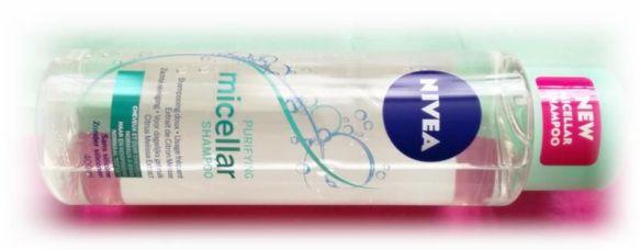 NIVEA Purifying Micellar Shampoo