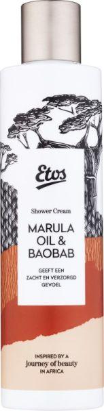 Shower Cream Marula Oil & Boabab