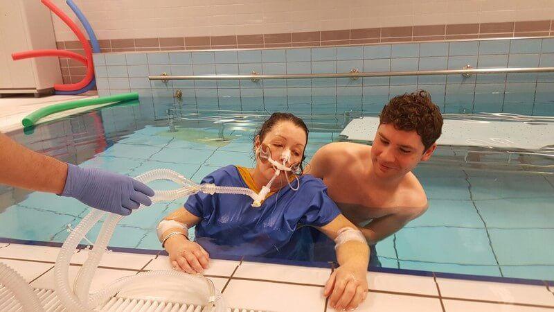 zwembad fysio
