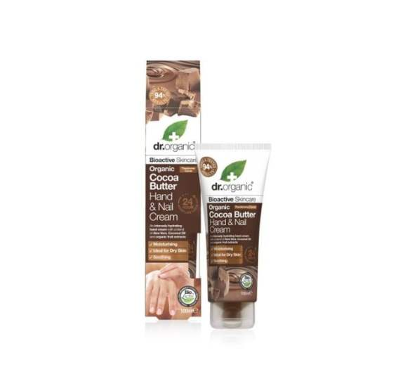 Cocoa Butter Hand and Nail Cream