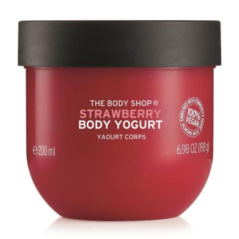 The Body Shop Body Yoghurt Strawberry 2