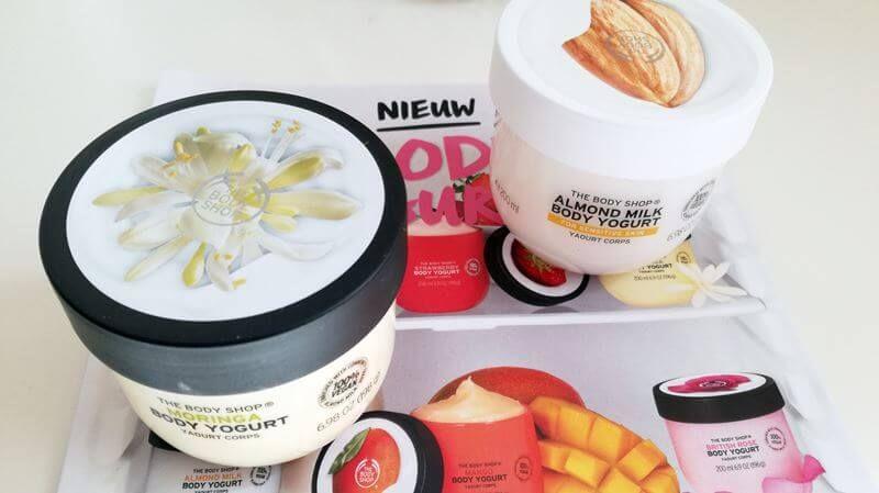 The Body Shop: Body YOgURts- Moringa & Almond Milk- Review 6 body yoghurt The Body Shop: Body YOgURts- Moringa & Almond Milk- Review