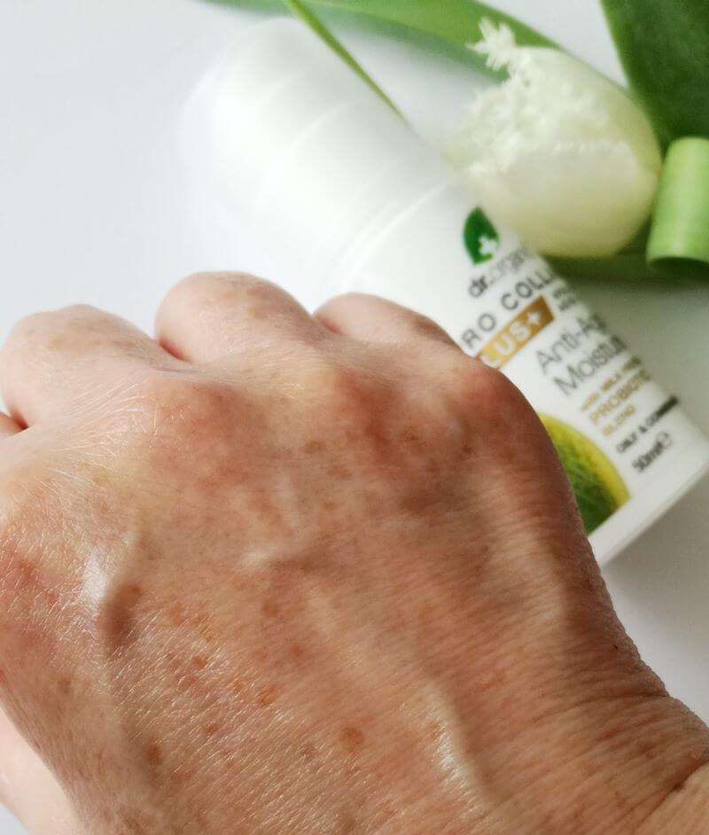 Review Dr. Organic Pro Collagen+ Moisturisers (Black Pearl, Dragon's Blood & Probiotische Melkproteïnen) 12 dr. organoc pro collagen Review Dr. Organic Pro Collagen+ Moisturisers (Black Pearl, Dragon's Blood & Probiotische Melkproteïnen)